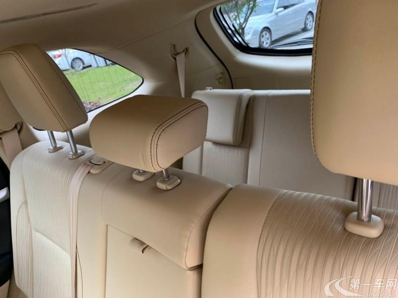 丰田汉兰达 2015款 3.5L 自动 四驱 豪华版 (国Ⅴ)