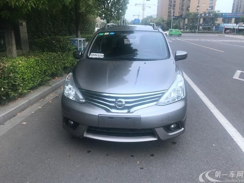 日产骊威 2013款 1.6L 自动 XL豪华版 (国Ⅳ)