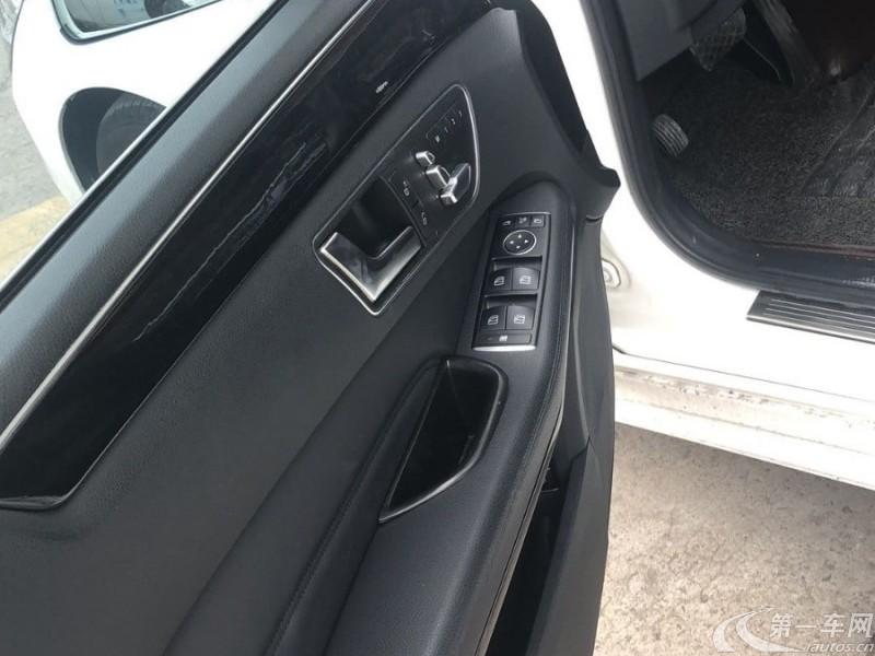 奔驰E级 E260L 2015款 2.0T 自动 汽油 (国Ⅴ)
