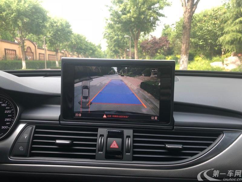 奥迪A6L TFSI 2017款 1.8T 自动 技术型 (国Ⅴ)