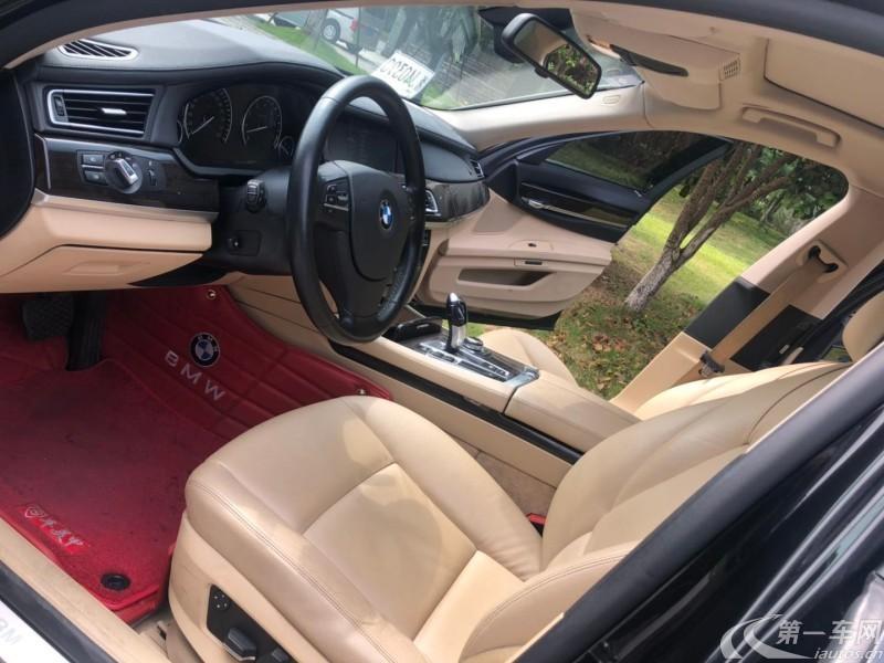 宝马7系 740 [进口] 2010款 3.0T 自动 柴油