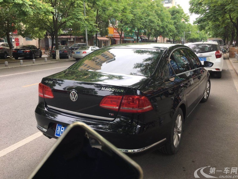 大众迈腾 2013款 1.8T 自动 汽油 尊贵型 (国Ⅳ)