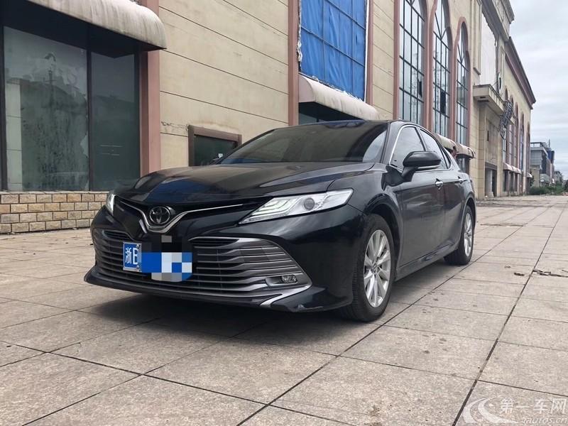 丰田凯美瑞 2018款 2.0L 自动 锋尚版 (国Ⅴ)