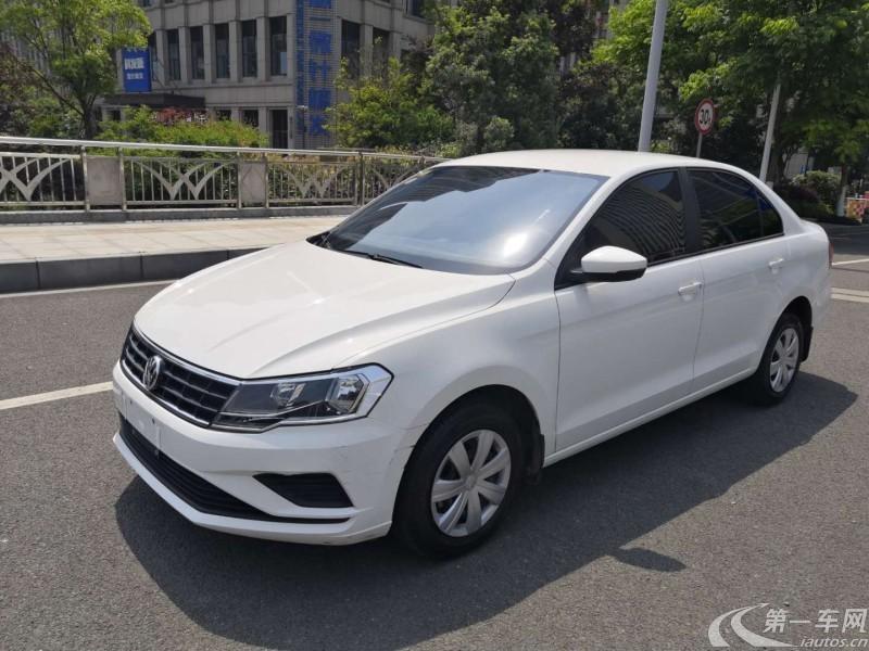 大众捷达 2018款 1.5L 自动 汽油 华南定制时尚版 (国Ⅴ)