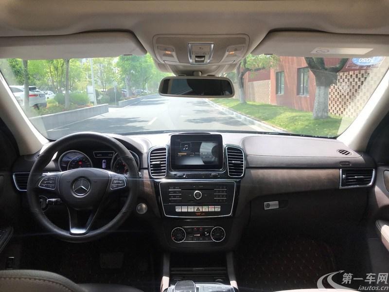 奔驰GLE级 GLE400 [进口] 2017款 3.0T 自动