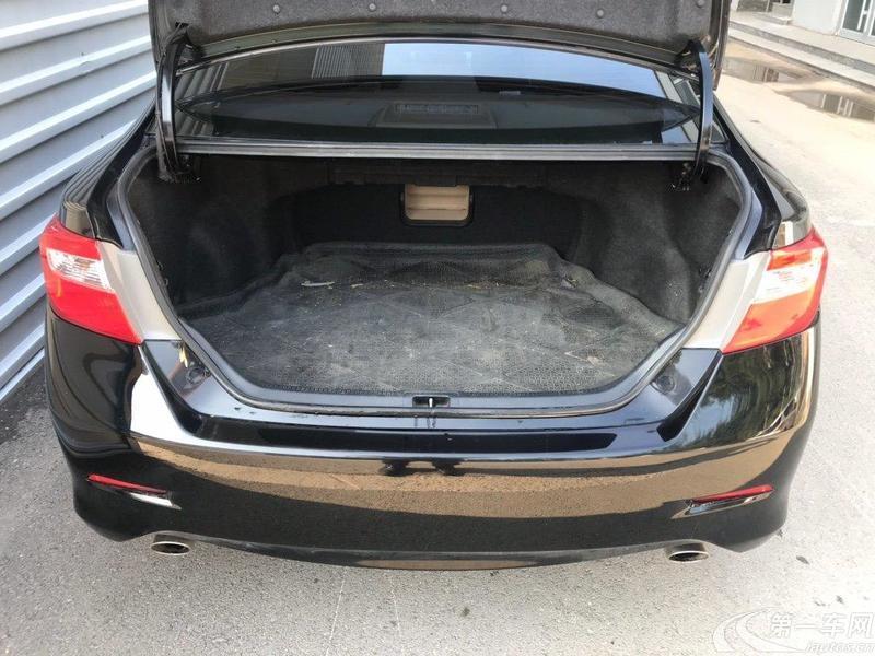 丰田凯美瑞 2012款 2.5L 自动 豪华版 (国Ⅳ)