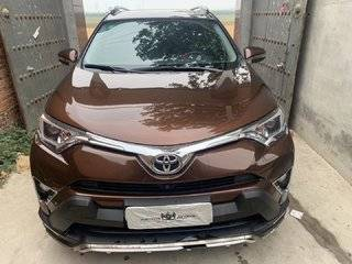 丰田RAV4 荣放 2.0L 自动 舒适版