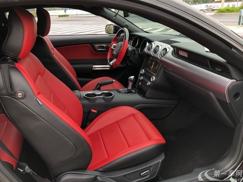 福特野马 [进口] 2015款 2.3T 自动 性能版