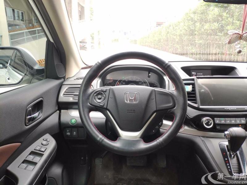 本田CR-V 2015款 2.0L 自动 四驱 风尚版 (国Ⅴ)