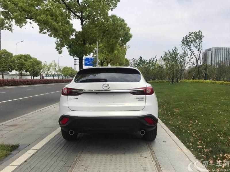 马自达CX-4 2018款 2.0L 自动 蓝天品位版 (国Ⅴ)