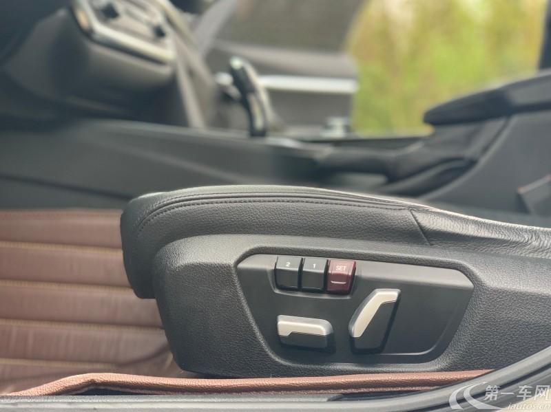 宝马3系GT 320i [进口] 2016款 2.0T 自动 汽油 设计套装型