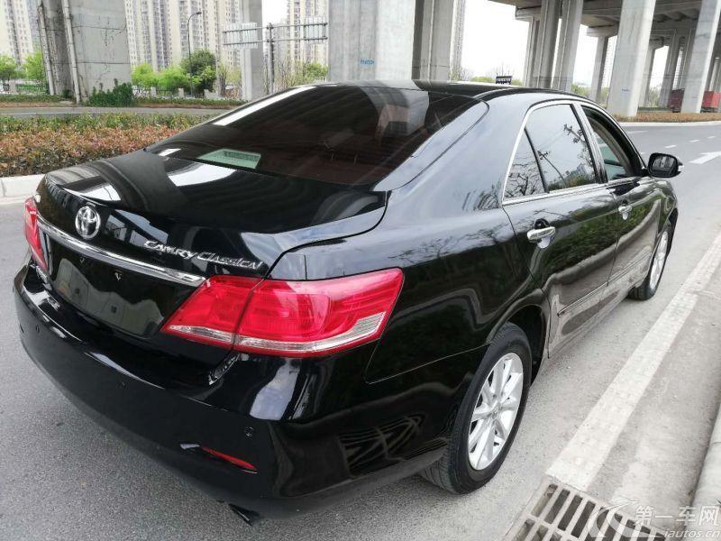 丰田凯美瑞 2015款 2.0L 自动 豪华版 (国Ⅴ)