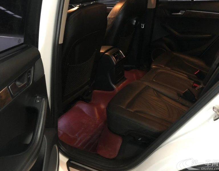 奥迪Q5 [进口] 2010款 3.2L 自动 四驱 汽油 运动版