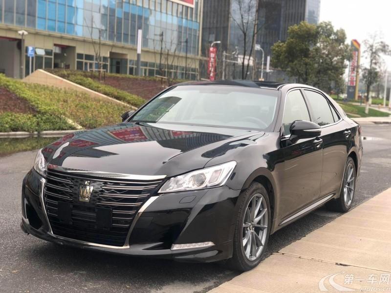 丰田皇冠 2018款 2.0T 自动 运动版 (国Ⅴ)