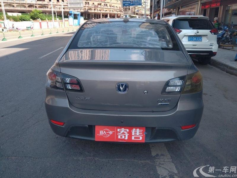 长安悦翔 2012款 1.5L 手动 舒适型 (国Ⅳ)