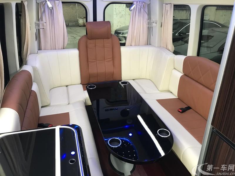 奔驰Sprinter [进口] 2009款 3.5L 自动 9座 增配版