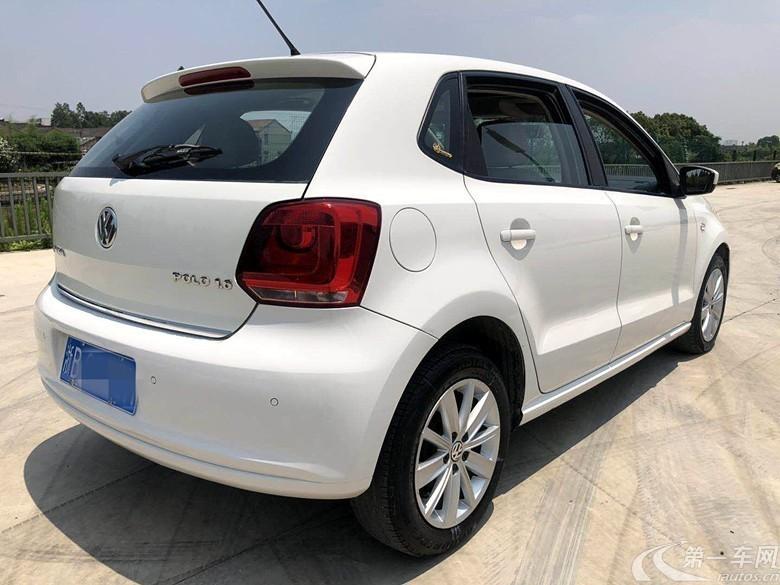 大众POLO 2013款 1.6L 自动 5门5座两厢车 豪华版 (国Ⅳ)