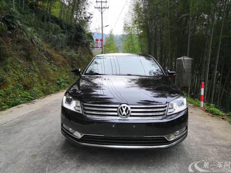 大众迈腾 2015款 1.8T 自动 汽油 豪华型 (国Ⅴ)