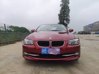 宝马3系Coupe 320i 2.0L 自动