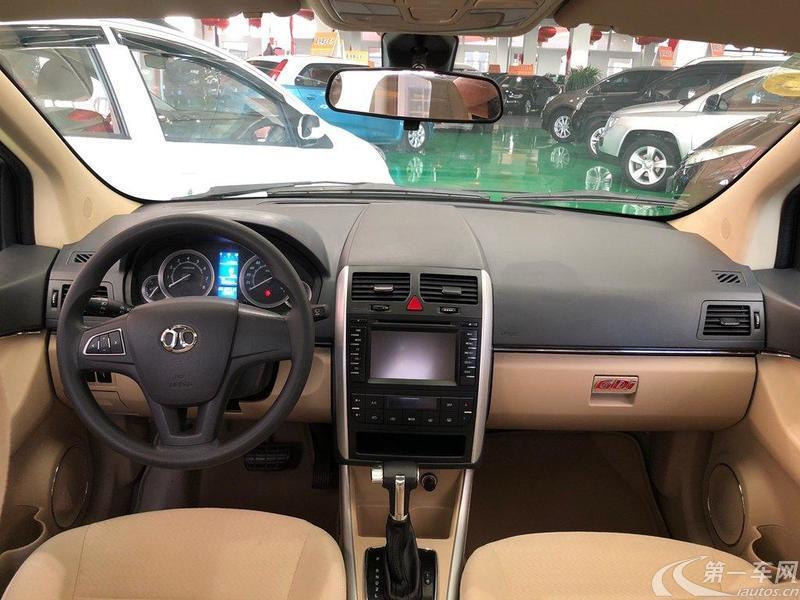 北京汽车E系 2013款 自动 乐天版 汽油