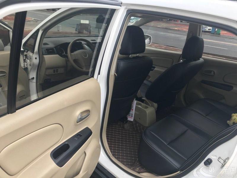 启辰D50 2012款 1.6L 手动 舒适版 (国Ⅳ)