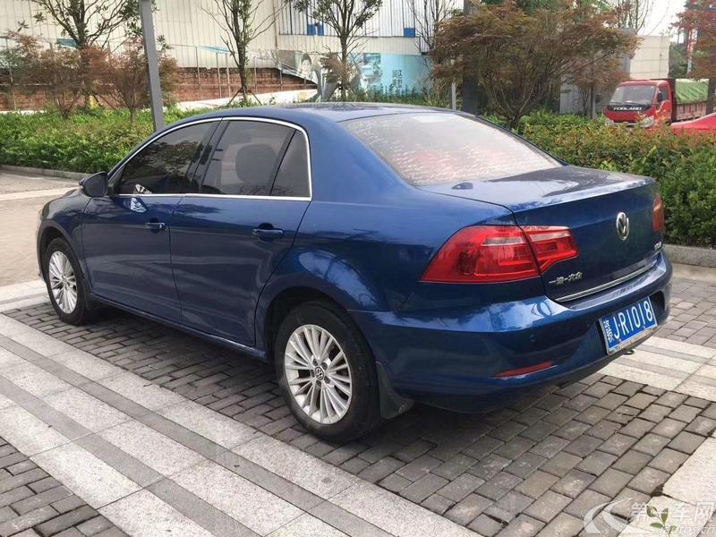 大众2013款 1.6L 自动 4门5座三厢车 豪华型 (国Ⅳ)