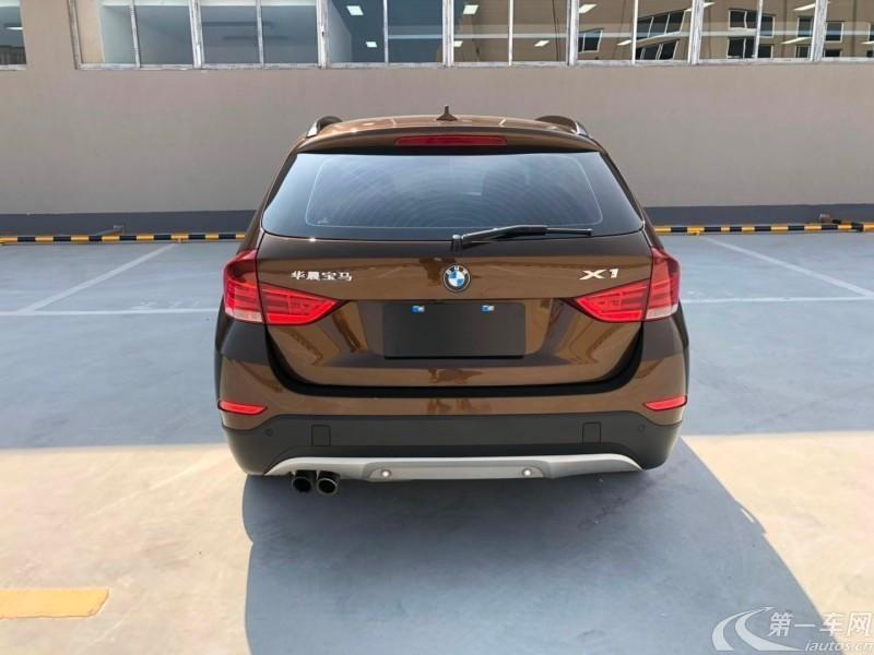 宝马X1 sDrive18i 2014款 2.0T 自动 后驱 汽油 运动设计套装 (国Ⅳ)