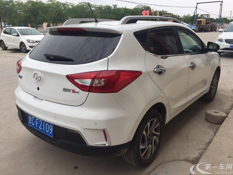 江淮瑞风S2 2015款 1.5L 手动 豪华型 (国Ⅴ)