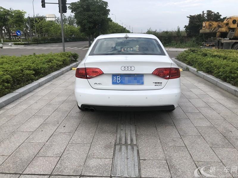 奥迪A4L 2012款 2.0T 自动 尊享型 (国Ⅳ)