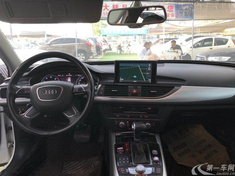 奧迪A6L TFSI 2012款 2.0T 自動 標準型 (國Ⅳ)
