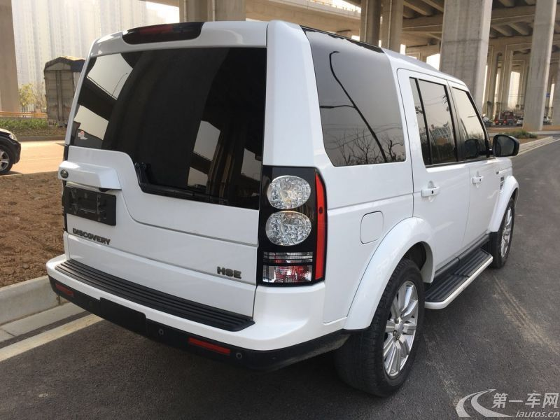 路虎[进口] 2016款 3.0T 自动 四驱 汽油 HSE欧规版平行进口