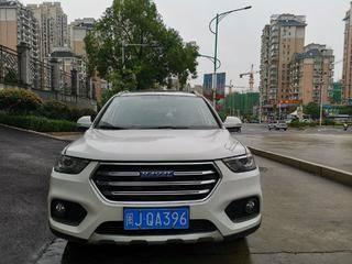 长城哈弗H6 蓝标 1.5T 自动 改款运动版尊享型