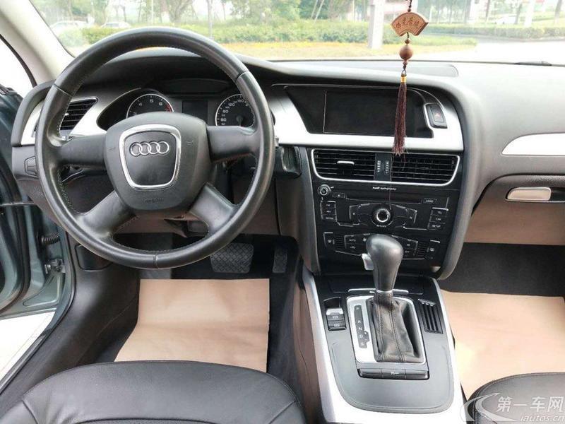 奥迪A4L 2011款 2.0T 自动 标准型 (国Ⅳ)