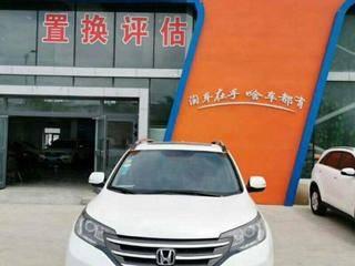 本田CR-V 2.4L 自动 尊贵型