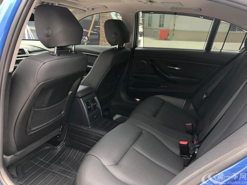 宝马3系 320Li 2018款 2.0T 自动 汽油 领先型豪华套装 (国Ⅴ)