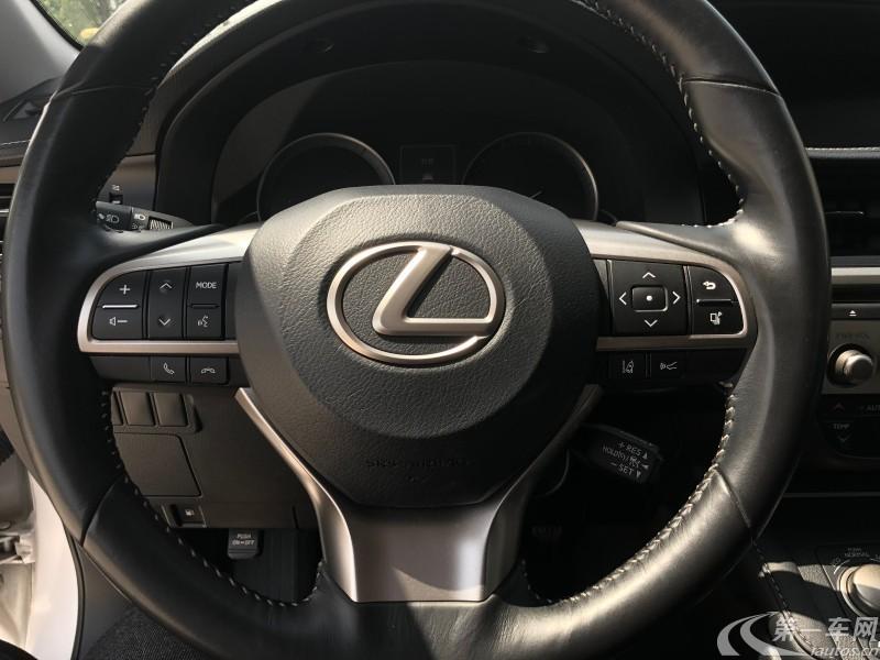 雷克萨斯ES 300h [进口] 2015款 2.5L 自动 豪华版