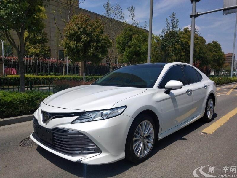 丰田凯美瑞 2018款 2.5L 自动 豪华版 (国Ⅴ)