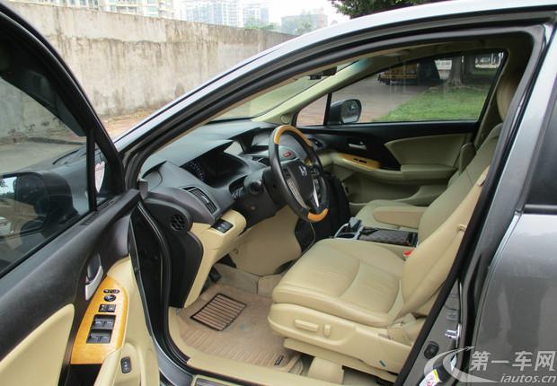 本田奥德赛 2011款 2.4L 自动 7座 劲秀豪华版 (国Ⅳ)