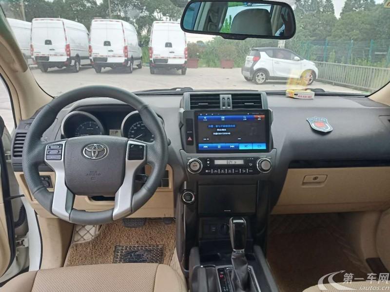 丰田普拉多 3000 [进口] 2016款 3.0L 自动 四驱 TX-L中东版平行进口 (欧Ⅴ)