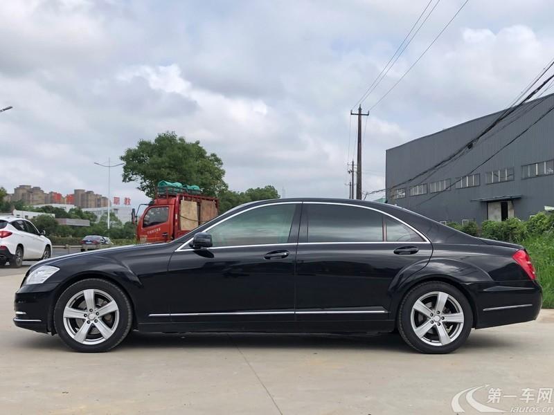 奔驰S级 S300 [进口] 2008款 3.0L 自动 汽油 豪华型加长版