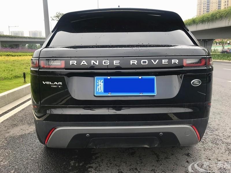 路虎揽胜星脉 [进口] 2018款 3.0T 自动 四驱 R-DYNAMIC-HSE