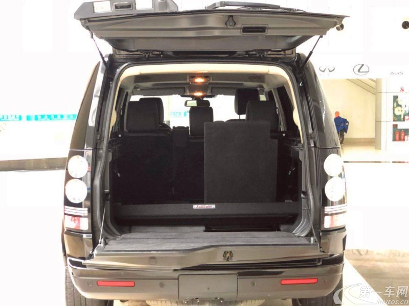 路虎发现 [进口] 2014款 3.0T 自动 四驱 汽油 HSE (欧Ⅴ)