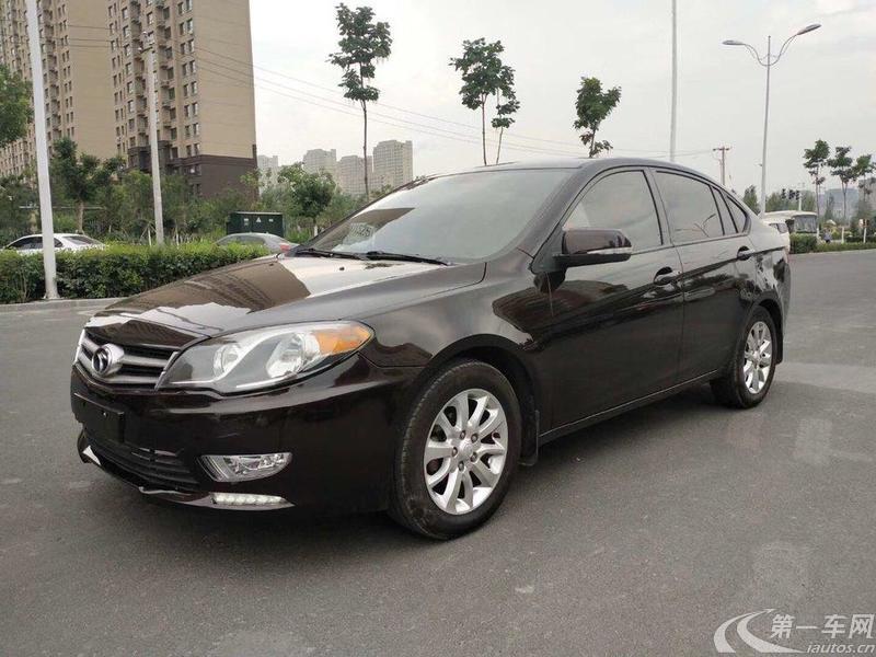 东南菱致 2013款 1.5L 手动 豪华型 (国Ⅳ)