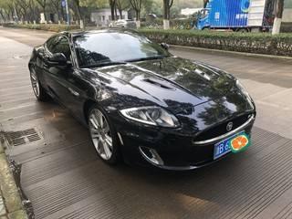 捷豹XKR 5.0T