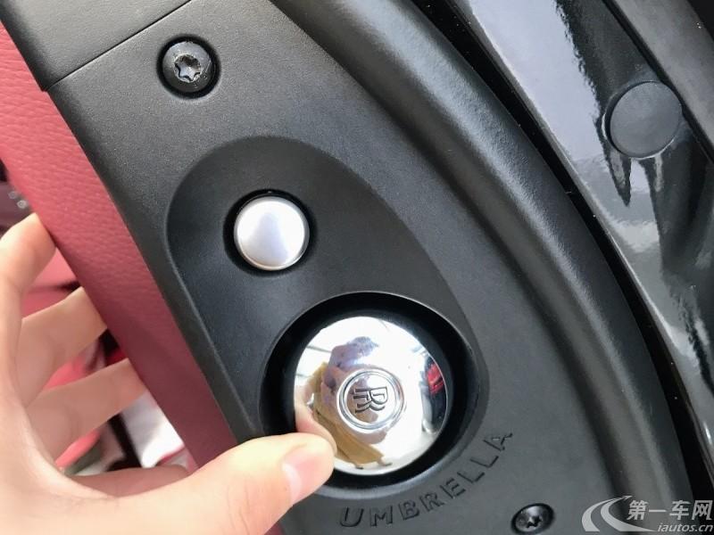 劳斯莱斯古思特 [进口] 2011款 6.6T 自动 加长版