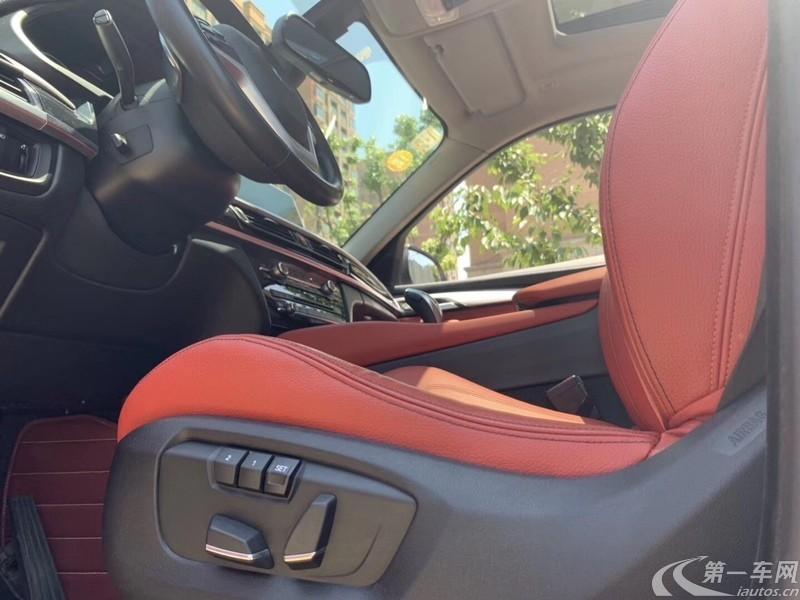 宝马X6 35i [进口] 2016款 3.0T 自动 四驱 汽油 基本型中东版平行进口 (欧Ⅴ)