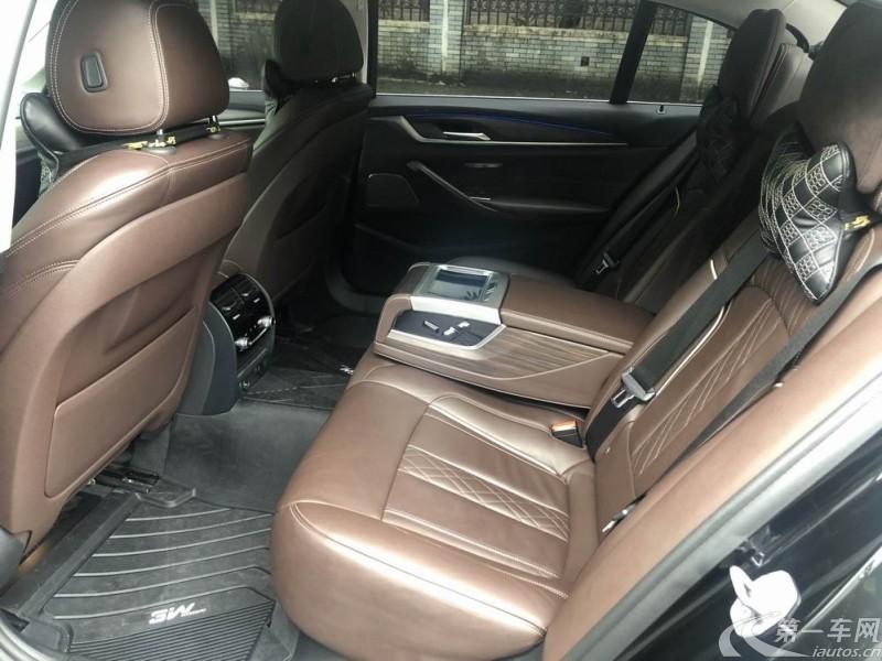 宝马5系 530Li 2018款 2.0T 自动 汽油 尊享型豪华套装 (国Ⅴ)