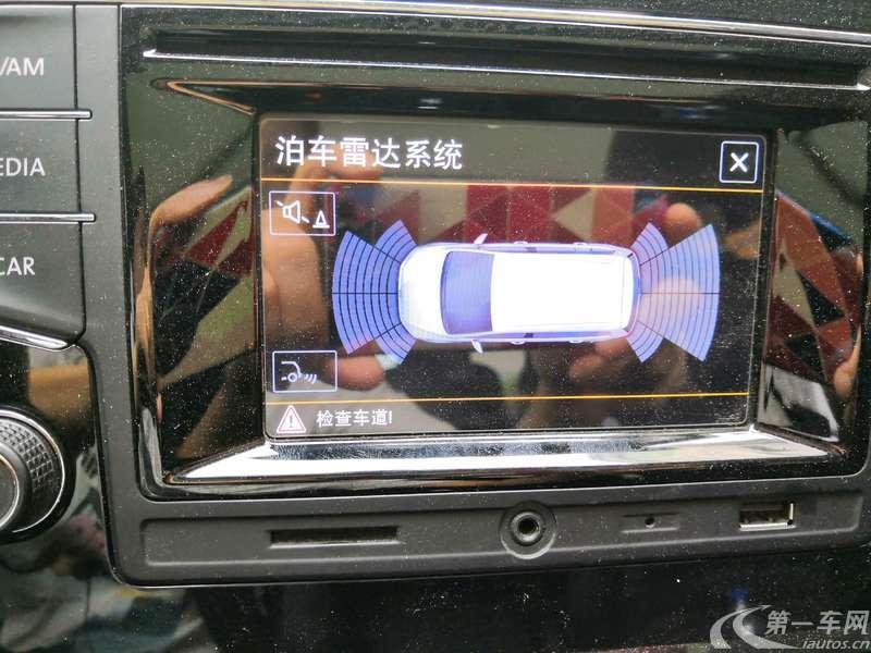 大众途安L 2016款 1.4T 自动 280TSI舒雅版 (国Ⅴ)