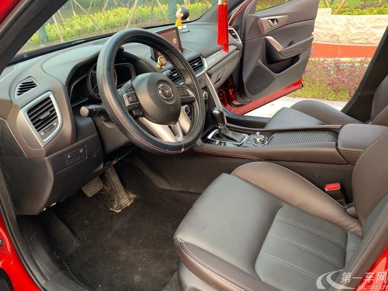 马自达CX-4 2016款 2.0L 自动 蓝天品位版 (国Ⅴ)