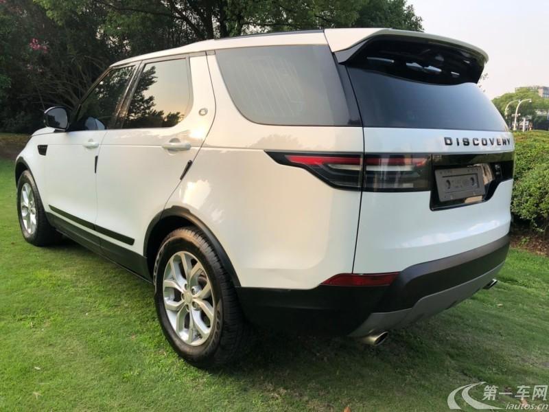 路虎发现 [进口] 2017款 3.0T 自动 四驱 汽油 SE